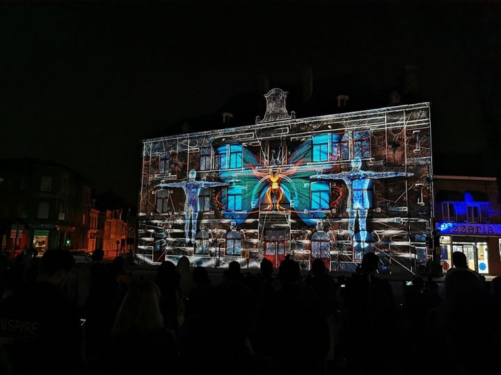 VIDEO MAPPING CONTEST LILLE 2019